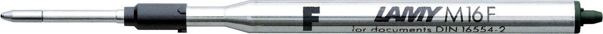 Lamy Стержень для шариковой ручки M16 черная F1600146Стержень для шариковой ручки большого объема. Подходит для всех шариковых ручек Lamy. С водостойкой чернильной пастой. Размер F