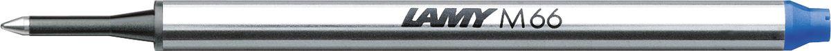Lamy Стержень для роллера M66 синий1605757Стержень для роллеров LAMY M66. Пишет мягко и почти без нажима - подобно перьевой ручке, но имеет традиционный пишущий узел с шариком. Подходят к линейкам LAMY imporium, dialog 2, tipo, swift.