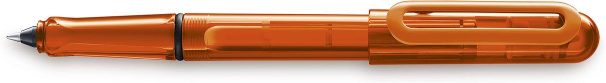 Lamy Balloon Ручка-роллер 311 T11 синяя цвет корпуса оранжевый4001067LAMY balloon (311)Чернильный роллер, заправляющийся картриджами с интегрированным пишущим узлом. Прочный и легкий корпус из целлидора – органического пластика, на 45% состоящего из целлюлозы. Кончик пишущего узла картриджа изготовлен из нержавеющей стали, мягкое скольжение которого гарантирует комфортное письмо. Отстирывающиеся чернила. Эргономичный хват с небольшими выемками для правильного положения пальцев при письме. Эластичный клип для крепления к карману или к обложке тетрадей и ежедневников. Прозрачный корпус зеленого цвета. Используется с картриджами LAMY T11 синего цвета Поставляется в подарочной коробке. Дизайн: Вольфганг Фабиан История бренда Lamy насчитывает более 80-ти лет, а его философия заключается в слогане Дизайн. Сделано в Германии. Компания получила более 100 самых престижных дизайнерских наград. Все пишущие инструменты Lamy производятся на фабрике в Гейдельберге (Германия).