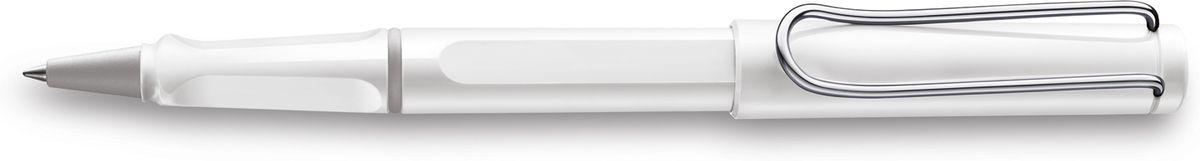 Lamy Safari Ручка-роллер 319 M63 синяя цвет корпуса белый4001125LAMY safari Самая популярная ручка бренда LAMY. Создана в 1980 году в коллаборации с дизайнерами и психологами специально для подростков. Сейчас трудно найти в Европе школу или университет, где не писали бы LAMY safari. В 80-е дизайн этой ручки многим казался немного странным, ни на что непохожим, что, вероятно, и привлекло молодежь, которую уже не устраивал традиционный дизайн обычных ручек. LAMY safari хорошо показала себя в деле: ее эргономика такова, что рука не устает даже от долгого письма. Сейчас этими ручками пишут и рисуют, а также их коллекционируют – помимо широкой гаммы постоянных цветов, каждый год выходит лимитированный выпуск ручек в самом модном цвете. Выполнена из прочного ABS пластика. Эргономичный хват, позволяющий пальцам принять правильное положение при письме. Металлический клип на колпачке напоминает по форме канцелярскую скрепку.Чернильный роллер пишет мягко и почти без нажима - подобно перьевой ручке, но прост в обращении, как шариковая, т.к. при письме чернила подаются на бумагу с помощью шарика на конце стержня. Используется со стержнями LAMY М63. Дизайн: Вольфганг Фабиан История бренда LAMY насчитывает более 80-ти лет, а его философия заключается в слогане Дизайн. Сделано в Германии. Компания получила более 100 самых престижных дизайнерских наград. Все пишущие инструменты LAMY производятся на фабрике в Гейдельберге (Германия).