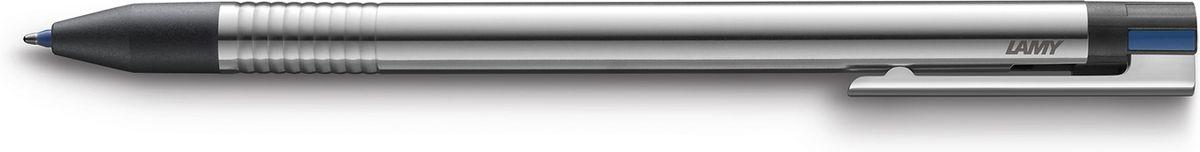 Lamy Ручка мультисистемная Logo M21 цвет корпуса серый металлик4001238Отличительные черты этого модельного ряда – чистота формы и высокая функциональность.Надежные материалы и удобство в использовании делают ее хорошим компаньоном на все случаи жизни – отличная ручка на каждый день. Пружинный стальной клип с встроенным шариком позволяет крепко фиксировать ручку и плавно снимать.Корпус изготовлен из нержавеющей стали с матовой полировкой. Рифленый нескользящий хват. Шариковая мультисистемная ручка со стержнями синего, черного, зеленого и красного цветов. Кнопочный механизм подачи пишущего узла совмещен с клипом. Автоматическая активации цвета согласно индикаторам на корпусе.Используется со стержнями Lamy M21.Комплектация: подарочный футляр, гарантийная карточка.Дизайн: Вольфганг Фабиан История бренда Lamy насчитывает более 80-ти лет, а его философия заключается в слогане Дизайн. Сделано в Германии. Компания получила более 100 самых престижных дизайнерских наград. Все пишущие инструменты Lamy производятся на фабрике в Гейдельберге (Германия).