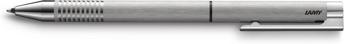 Lamy Ручка мультисистемная Logo M21 цвет корпуса серебристый4001255Отличительные черты этой ручки 2 в одном – чистота формы и высокая функциональность.Надежные материалы и удобство в использовании делают ее хорошим компаньоном на все случаи жизни – это отличная ручка на каждый день. Пружинный стальной клип с встроенным шариком позволяет крепко фиксировать ручку и плавно снимать.Корпус изготовлен из нержавеющей стали брашинг-полировки. Рифленый нескользящий хват. Шариковая ручка со стержнем черного цвета и с автоматическим карандашом 0,5 мм. Поворотный механизм активаии пишущего узла. Используется со стержнями Lamy M21 и грифелями Lamy M41.Комплектация: подарочный футляр, гарантийная карточка.Дизайн: Вольфганг ФабианИстория бренда Lamy насчитывает более 80-ти лет, а его философия заключается в слогане Дизайн. Сделано в Германии. Компания получила более 100 самых престижных дизайнерских наград. Все пишущие инструменты Lamy производятся на фабрике в Гейдельберге (Германия).