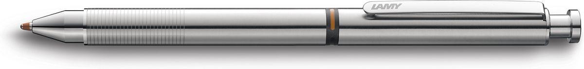 Lamy Ручка мультисистемная St M21 цвет корпуса серый металлик4001271Лаконичная и элегантная ручка от легендарного дизайнера Герда А. Мюллера – создателя самых знаменитых моделей Lamy.Корпус из нержавеющей стали матовой полировки. Клип из листовой стали, обеспечивающий прочную фиксацию.Нескользящий хват с рифленой поверхностью.Мультисистемная ручка используется со стержнями Lamy М21 и Lamy М55 и грифелями Lamy М41.Комплектация: подарочный футляр, гарантийная карточка, буклет. Дизайн: Герд А. Мюллер История бренда Lamy насчитывает более 80-ти лет, а его философия заключается в слогане Дизайн. Сделано в Германии. Компания получила более 100 самых престижных дизайнерских наград. Все пишущие инструменты Lamy производятся на фабрике в Гейдельберге (Германия).