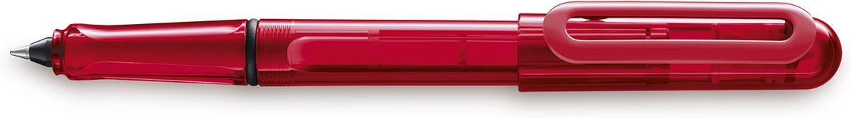 Lamy Balloon Ручка-роллер 311 T11 синяя цвет корпуса красный4029787LAMY balloon (311)Чернильный роллер, заправляющийся картриджами с интегрированным пишущим узлом. Прочный и легкий корпус из целлидора – органического пластика, на 45% состоящего из целлюлозы. Кончик пишущего узла картриджа изготовлен из нержавеющей стали, мягкое скольжение которого гарантирует комфортное письмо. Отстирывающиеся чернила. Эргономичный хват с небольшими выемками для правильного положения пальцев при письме. Эластичный клип для крепления к карману или к обложке тетрадей и ежедневников. Прозрачный корпус зеленого цвета. Используется с картриджами LAMY T11 синего цвета Поставляется в подарочной коробке. Дизайн: Вольфганг Фабиан История бренда Lamy насчитывает более 80-ти лет, а его философия заключается в слогане Дизайн. Сделано в Германии. Компания получила более 100 самых престижных дизайнерских наград. Все пишущие инструменты Lamy производятся на фабрике в Гейдельберге (Германия).
