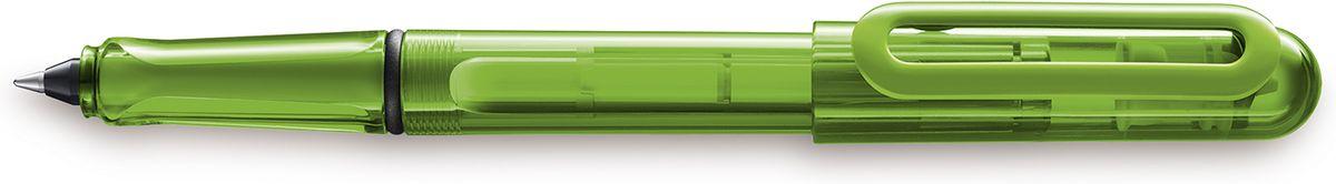 Lamy Balloon Ручка-роллер 311 T11 синяя цвет корпуса зеленый4029789LAMY balloon (311) Чернильный роллер, заправляющийся картриджами с интегрированным пишущим узлом.Прочный и легкий корпус из целлидора – органического пластика, на 45% состоящего из целлюлозы. Кончик пишущего узла картриджа изготовлен из нержавеющей стали, мягкое скольжение которого гарантирует комфортное письмо. Отстирывающиеся чернила.Эргономичный хват с небольшими выемками для правильного положения пальцев при письме.Эластичный клип для крепления к карману или к обложке тетрадей и ежедневников.Прозрачный корпус зеленого цвета.Используется с картриджами LAMY T11 синего цветаПоставляется в подарочной коробке.Дизайн: Вольфганг ФабианИстория бренда Lamy насчитывает более 80-ти лет, а его философия заключается в слогане Дизайн. Сделано в Германии. Компания получила более 100 самых престижных дизайнерских наград. Все пишущие инструменты Lamy производятся на фабрике в Гейдельберге (Германия).