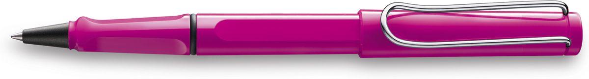 Lamy Safari Ручка-роллер 313 M63 синяя цвет корпуса розовый4029824LAMY safariСамая популярная ручка бренда LAMY.Создана в 1980 году в коллаборации с дизайнерами и психологами специально для подростков. Сейчас трудно найти в Европе школу или университет, где не писали бы LAMY safari. В 80-е дизайн этой ручки многим казался немного странным, ни на что непохожим, что, вероятно, и привлекло молодежь, которую уже не устраивал традиционный дизайн обычных ручек. LAMY safari хорошо показала себя в деле: ее эргономика такова, что рука не устает даже от долгого письма. Сейчас этими ручками пишут и рисуют, а также их коллекционируют – помимо широкой гаммы постоянных цветов, каждый год выходит лимитированный выпуск ручек в самом модном цвете.Выполнена из прочного ABS пластика. Эргономичный хват, позволяющий пальцам принять правильное положение при письме. Металлический клип на колпачке напоминает по форме канцелярскую скрепку. Чернильный роллер пишет мягко и почти без нажима - подобно перьевой ручке, но прост в обращении, как шариковая, т.к. при письме чернила подаются на бумагу с помощью шарика на конце стержня. Используется со стержнями LAMY М63.Дизайн: Вольфганг ФабианИстория бренда LAMY насчитывает более 80-ти лет, а его философия заключается в слогане Дизайн. Сделано в Германии. Компания получила более 100 самых престижных дизайнерских наград. Все пишущие инструменты LAMY производятся на фабрике в Гейдельберге (Германия).