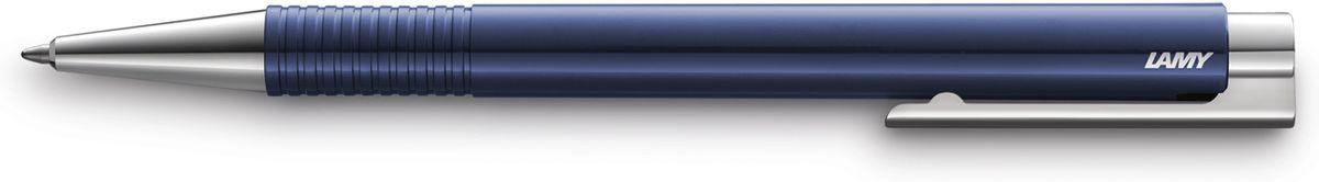 Lamy Ручка шариковая Logo M+ цвет корпуса синий синяя4030225Lamy logo 204 М+. Отличительные черты этой ручки – чистота формы и высокая функциональность.Надежные материалы и удобство в использовании делают ее хорошим компаньоном на все случаи жизни – это отличная ручка на каждый день. Пружинный стальной клип с встроенным шариком позволяет крепко фиксировать ручку и плавно снимать.Пластиковый корпус дополнен металлическими деталями. Рифленый нескользящий хват. Используется со стержнями большого размера Lamy M16.Поставляется в подарочном тубусе.Дизайн: Вольфганг ФабианИстория бренда Lamy насчитывает более 80-ти лет, а его философия заключается в слогане Дизайн. Сделано в Германии. Компания получила более 100 самых престижных дизайнерских наград. Все пишущие инструменты Lamy производятся на фабрике в Гейдельберге (Германия).