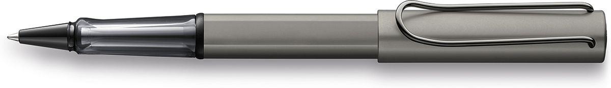 Lamy Lux Ручка-роллер 357 M63 черная цвет корпуса рутений4031637Люксовая версия культовой модели LAMY safari под названием LAMY Lx (Лами Люкс).Заглушки на корпусе и колпачке, а также клип покрыты ценным рутением.Корпус и колпачок из анодированного алюминия. Эргономичный хват, позволяющий пальцам принять правильное положение при письме, изготовлен из полупрозрачного пластика. Металлический клип на колпачке напоминает по форме канцелярскую скрепку. Лазерная гравировка.Чернильный роллер пишет мягко и почти без нажима - подобно перьевой ручке, но прост в обращении, как шариковая, т.к. при письме чернила подаются на бумагу с помощью шарика на конце стержня. Используется со стержнями LAMY М63.Комплектация: Подарочный футляр-тубус из анодированного алюминия в цвет ручки.Дизайн: Вольфганг ФабианИстория бренда LAMY насчитывает более 80-ти лет, а его философия заключается в слогане Дизайн. Сделано в Германии. Компания получила более 100 самых престижных дизайнерских наград. Все пишущие инструменты LAMY производятся на фабрике в Гейдельберге (Германия).
