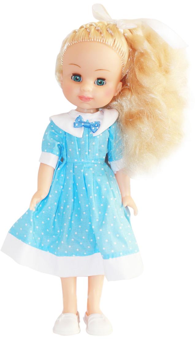 Пластмастер Кукла Эллен говорящая 12 фраз