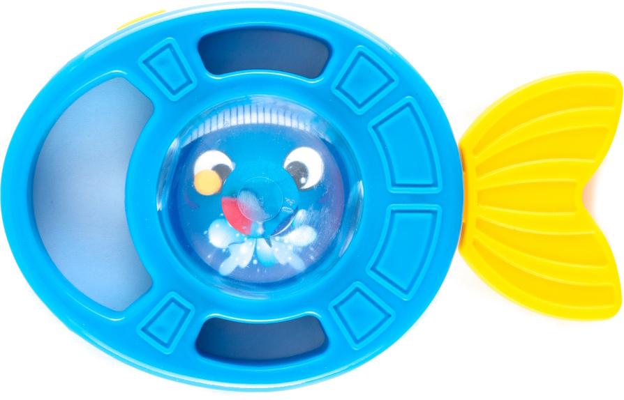 Пластмастер Погремушка-грызунок Кит в ассортименте стеллар погремушка дудочка стеллар