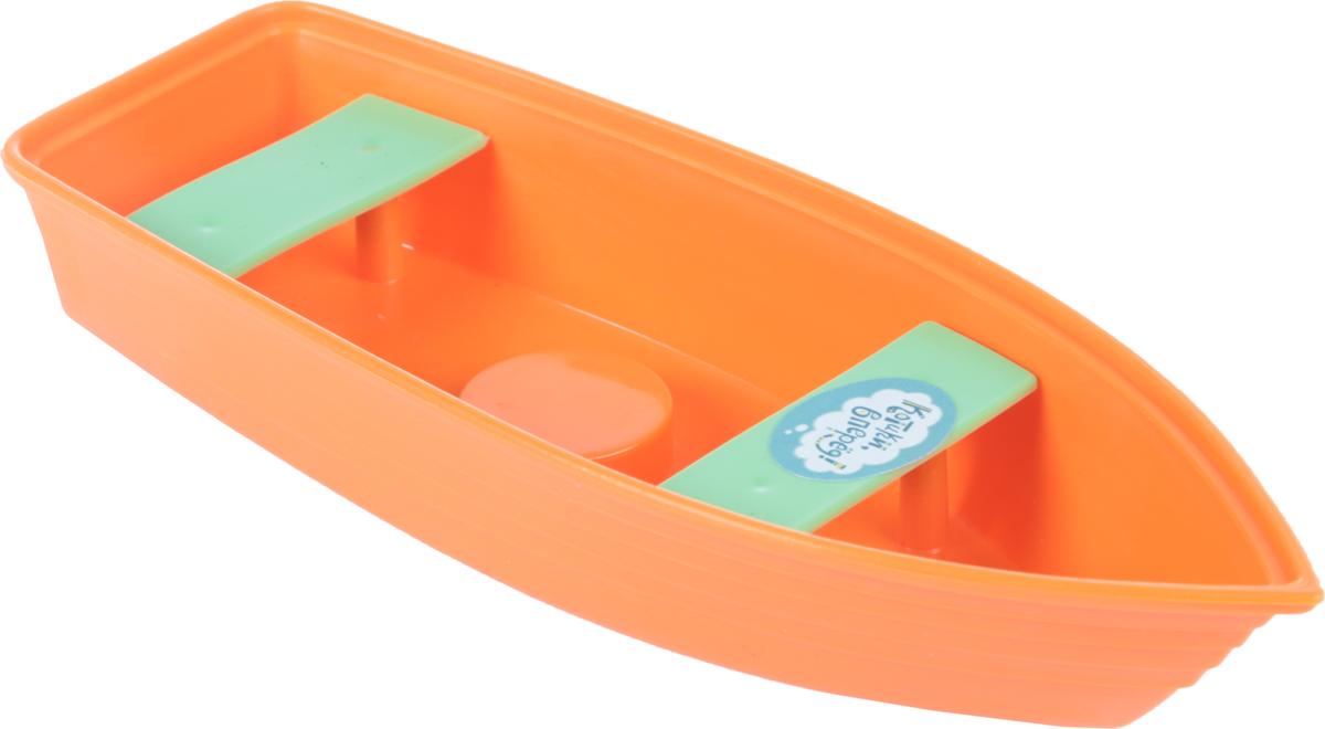 Котики Вперед Лодка К сокровищам цвет оранжевый, Котики Вперед!