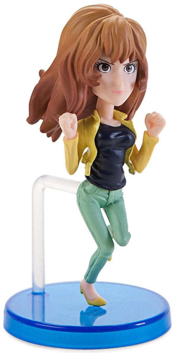 Bandai Фигурка Lupin The Third WCF Collection 1 Fujiko Mine japan anime lupin the 3rd original bandai tamashii nations shf s h figuarts toy action figure fujiko mine