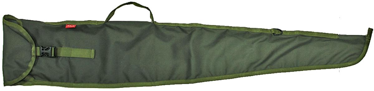 Чехол оружейный Tplus 110, цвет: оливаT009921Чехол Tplus 110 предназначен для хранения и транспортировки оружия. Чехол имеет одно отделение, выполнен из прочной ткани, которая не промокает, не истирается и легко очищается от загрязнения.