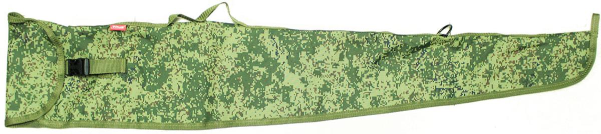 Чехол оружейный Tplus 135, цвет: зеленый
