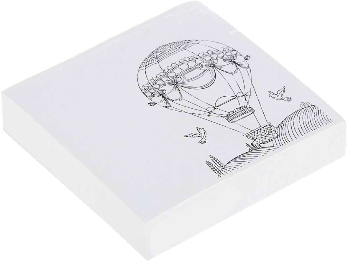 Фолиант Блок для записей Воздушный шар 8,5 x 8,5 см 200 листов1794289Невозможно представить нашу жизнь без праздников! Мы всегда ждем их и предвкушаем, обдумываем, как проведем памятный день, тщательно выбираем подарки и аксессуары, ведь именно они создают и поддерживают торжественный настрой. Блок бумаги для записей Антистресс 8,5х8,5см, 200 листов Воздушный шар, офсет 70г/м2 — это отличный выбор, который привнесет атмосферу праздника в ваш дом!Часто появляется необходимость оставить небольшое послание коллеге, сделать пометку для родных или запомнить нужный телефон?Чтобы зафиксировать важную информацию, достаточно иметь при себе неброский, но необходимый в быту предмет — Блок бумаги для записей Антистресс 8,5х8,5см, 200 листов Воздушный шар, офсет 70г/м2. Этот канцелярский аксессуар займет минимум места в сумке или на рабочем столе.