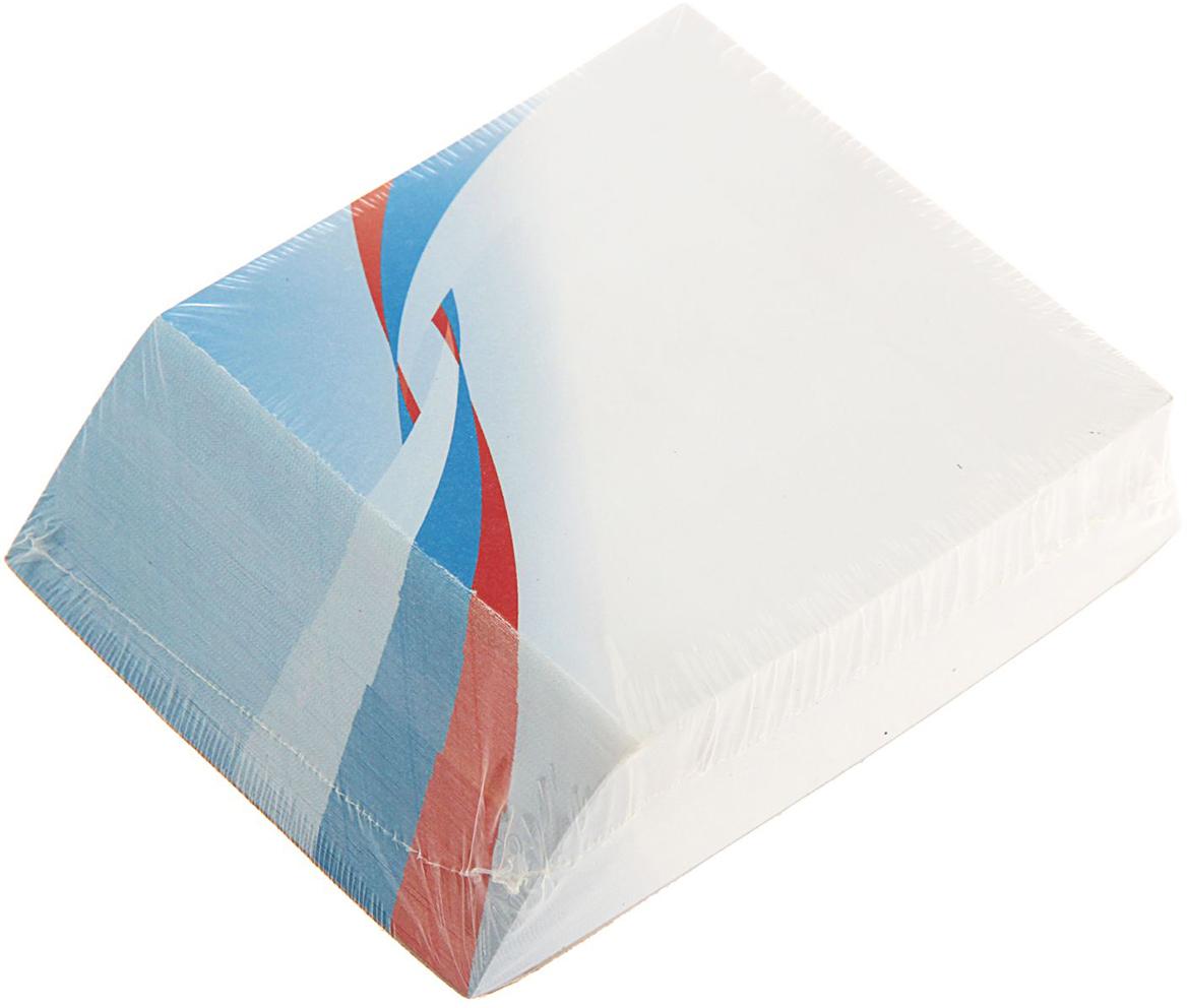 Фолиант Блок для записей Флаг 9 x 10 см 300 листов1545953Невозможно представить нашу жизнь без праздников! Мы всегда ждем их и предвкушаем, обдумываем, как проведем памятный день, тщательно выбираем подарки и аксессуары, ведь именно они создают и поддерживают торжественный настрой. Блок бумаги для записей с косым цветным срезом 9.0х11см, 300л, 70г Флаг — это отличный выбор, который привнесет атмосферу праздника в ваш дом!Часто появляется необходимость оставить небольшое послание коллеге, сделать пометку для родных или запомнить нужный телефон?Чтобы зафиксировать важную информацию, достаточно иметь при себе неброский, но необходимый в быту предмет — Блок бумаги для записей с косым цветным срезом 9.0х11см, 300л, 70г Флаг. Этот канцелярский аксессуар займет минимум места в сумке или на рабочем столе.