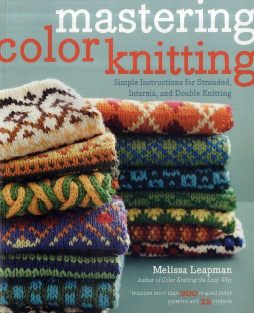 Mastering Color Knitting mastering english prepositions