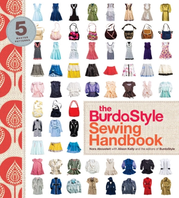 BurdaStyle Sewing Handbook woodwork a step by step photographic guide to successful woodworking