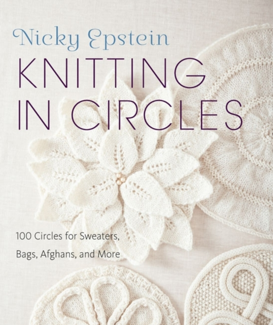 Knitting in Circles indian patterns to colour
