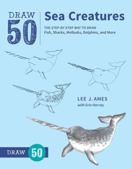 Draw 50 Sea Creatures woodwork a step by step photographic guide to successful woodworking