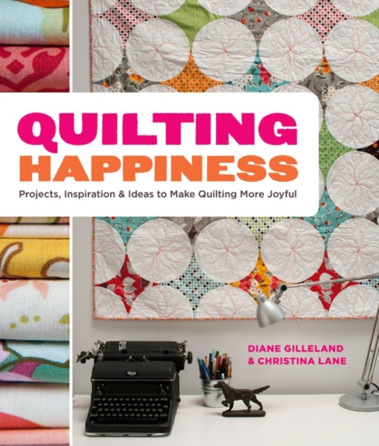 Quilting Happiness happiness толстовка