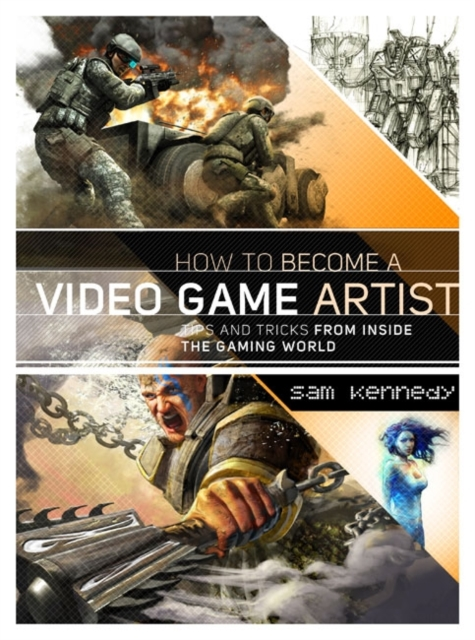 How to Become a Video Game Artist fallout 4 game of the year edition [xbox one]