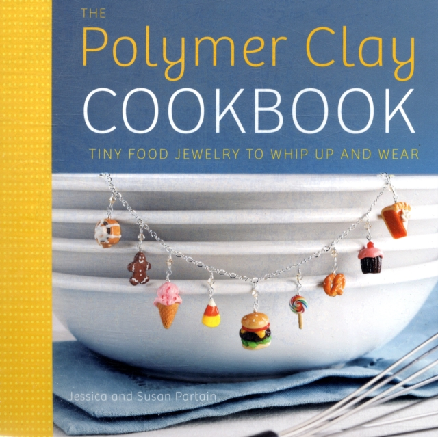 Polymer Clay Cookbook a cat a hat and a piece of string