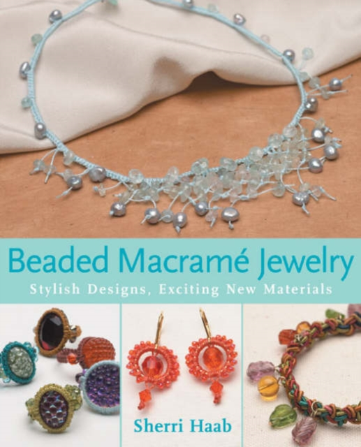Beaded Macrame Jewelry 21st century jewellery designers an inspired style