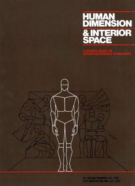 Human Dimension and Interior Space structural elements for architects and builders
