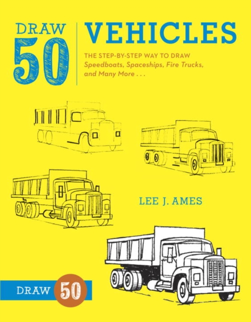 Draw 50 Vehicles how to draw fairies and mermaids