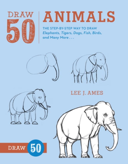 Draw 50 Animals how to draw fairies and mermaids