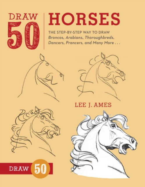 Draw 50 Horses how to draw fairies and mermaids