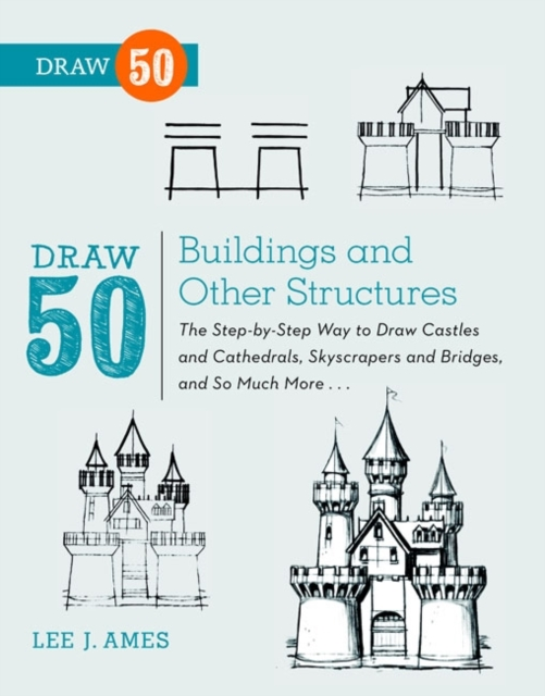 Draw 50 Buildings and Other Structures woodwork a step by step photographic guide to successful woodworking