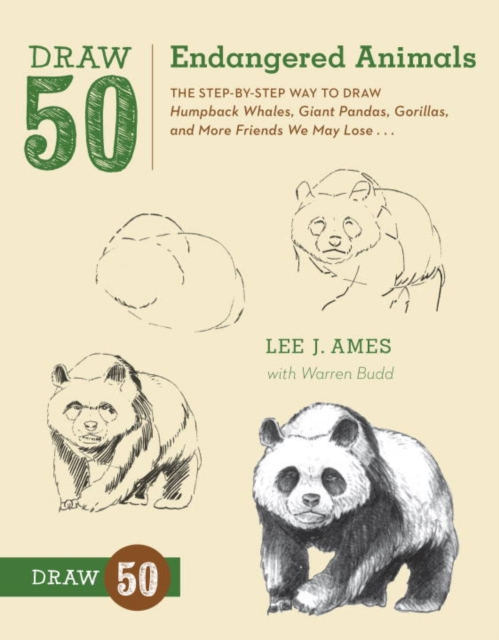 Draw 50 Endangered Animals how to draw fairies and mermaids
