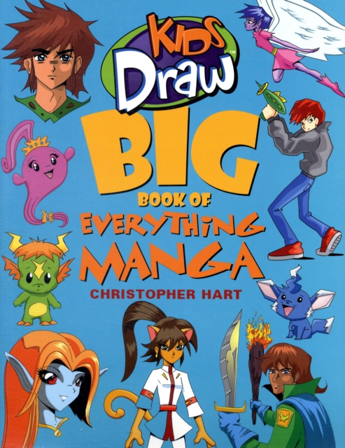 Kids Draw Big Book of Everything Manga guin saga manga book two