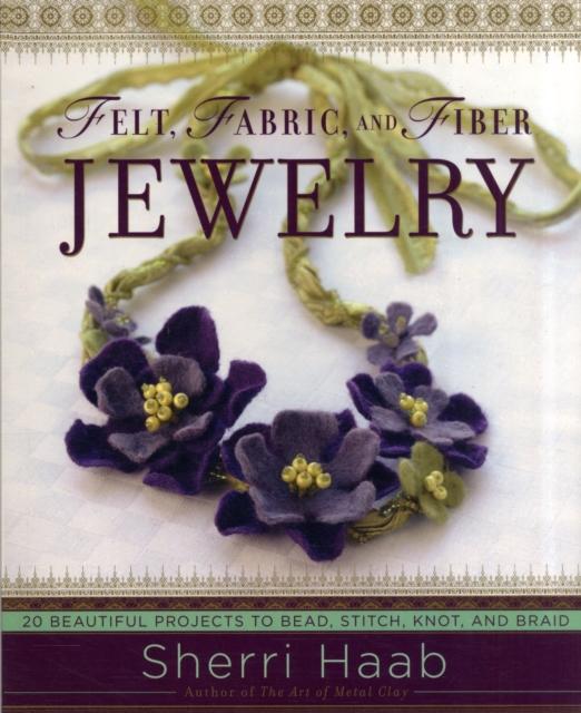 Фото Felt, Fabric, and Fiber Jewelry