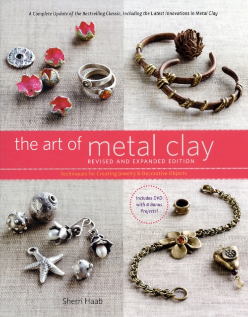 Art of Metal Clay, Revised and Expanded kitcyo575001pac104159 value kit crayola air dry clay cyo575001 and pacon four ply poster board pac104159