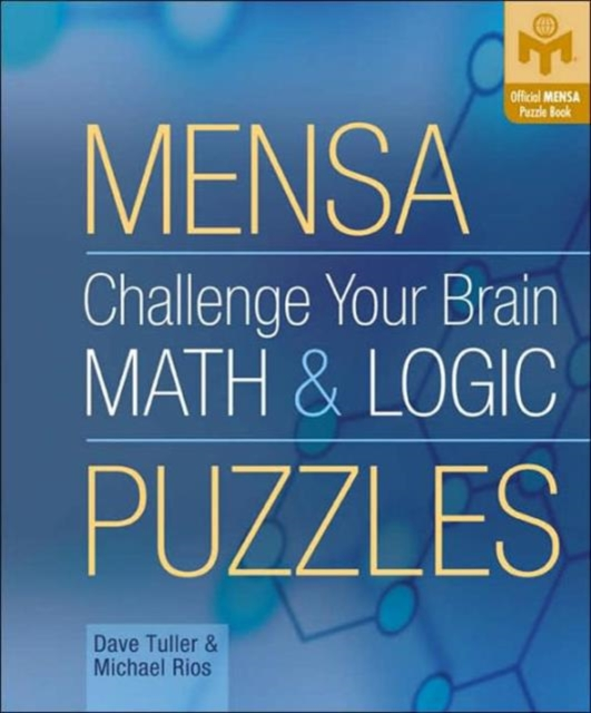 Challenge Your Brain Math & Logic Puzzles math workout for ged test