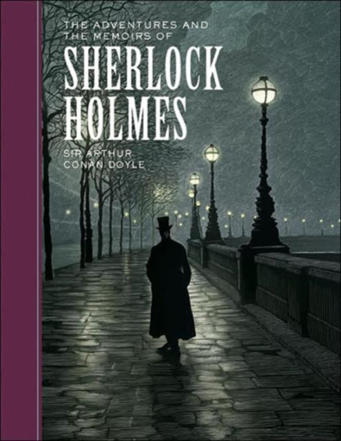 Adventures and the Memoirs of Sherlock Holmes greatest adventures of sherlock holmes
