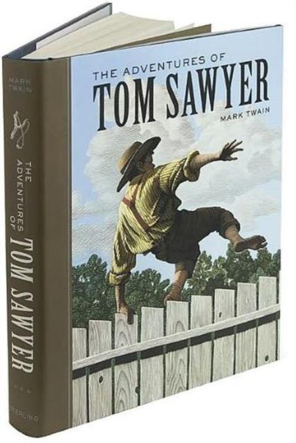 Adventures of Tom Sawyer твен м the adventures of tom sawyer приключения тома сойера