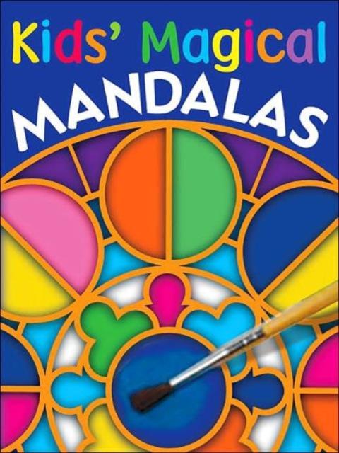 Kids Magical Mandalas art creativity and art education