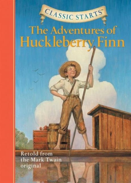 Classic Starts: The Adventures of Huckleberry Finn dayle a c the adventures of sherlock holmes рассказы на английском языке