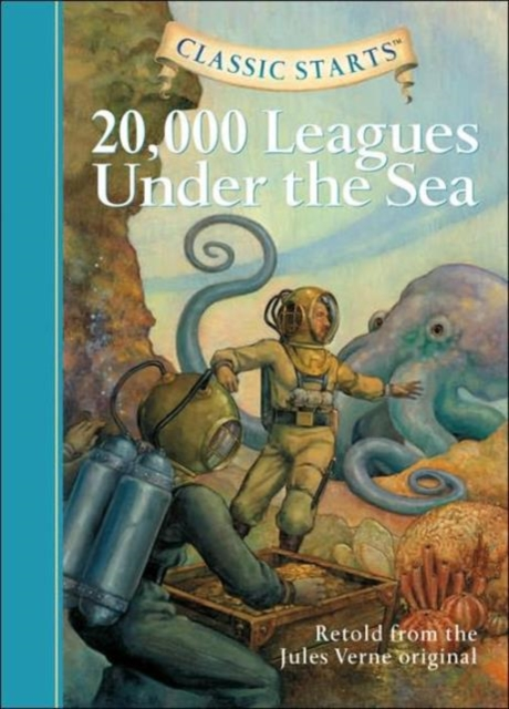 Classic Starts: 20,000 Leagues Under the Sea verne j 20000 leagues under the sea theacher s book
