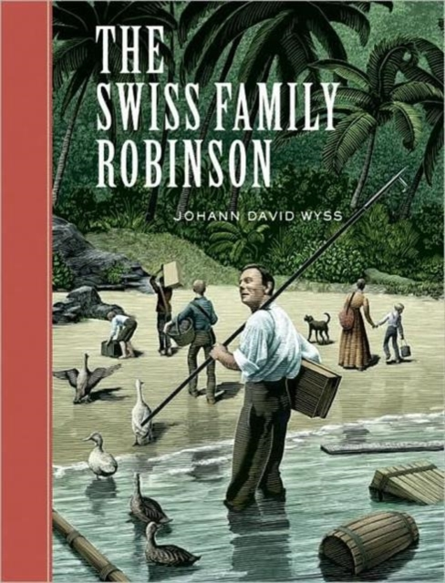 Swiss Family Robinson father and sons