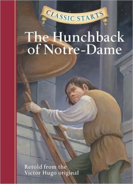Classic Starts: The Hunchback of Notre-Dame отсутствует adventure in notre dame the treasure of a restorer part 1