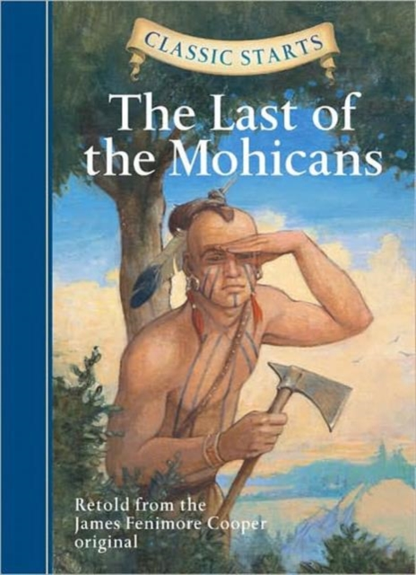 Classic Starts: The Last of the Mohicans artemis fowl and the last guardian