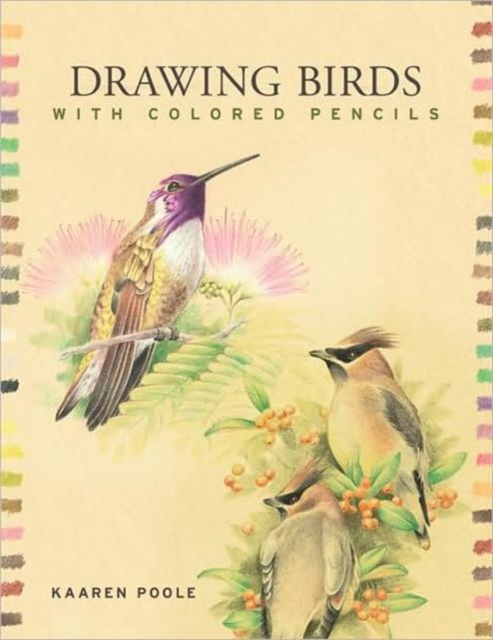 Drawing Birds with Colored Pencils california exotic basic essentials beaded probes черная анальная цепочка необычной формы