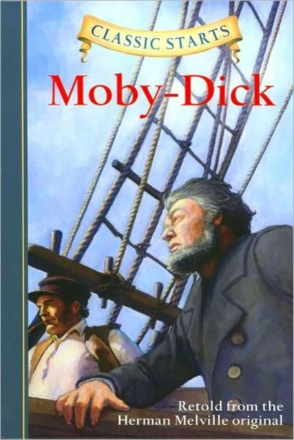 Classic Starts: Moby-Dick moby dick