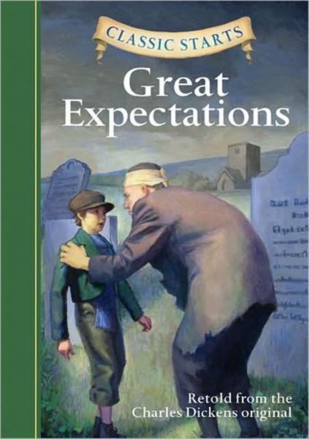 Classic Starts: Great Expectations статуэтки parastone статуэтка большие ожидания great expectations