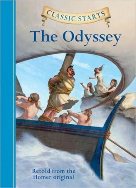 цена Classic Starts: The Odyssey онлайн в 2017 году
